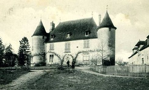 chateau Bayet Martilly