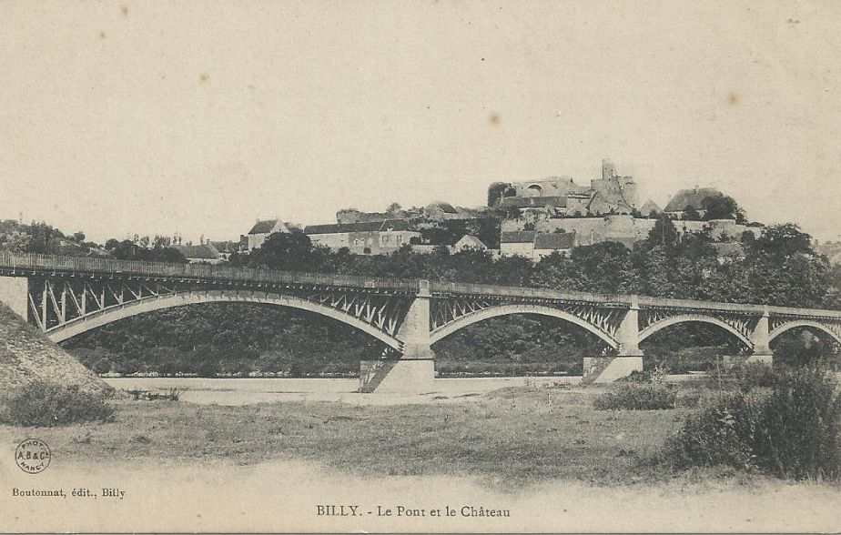 pont Billy